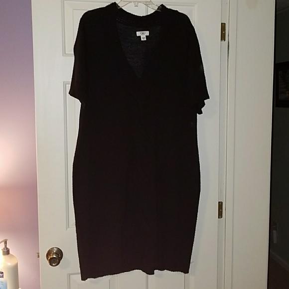 Cato women\'s plus size sweater dress